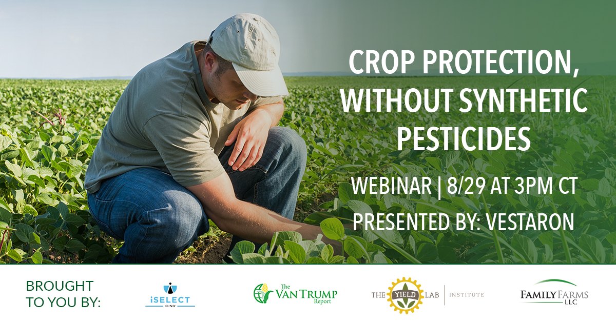 Vestaron: Crop Protection, Without Synthetic Pesticides