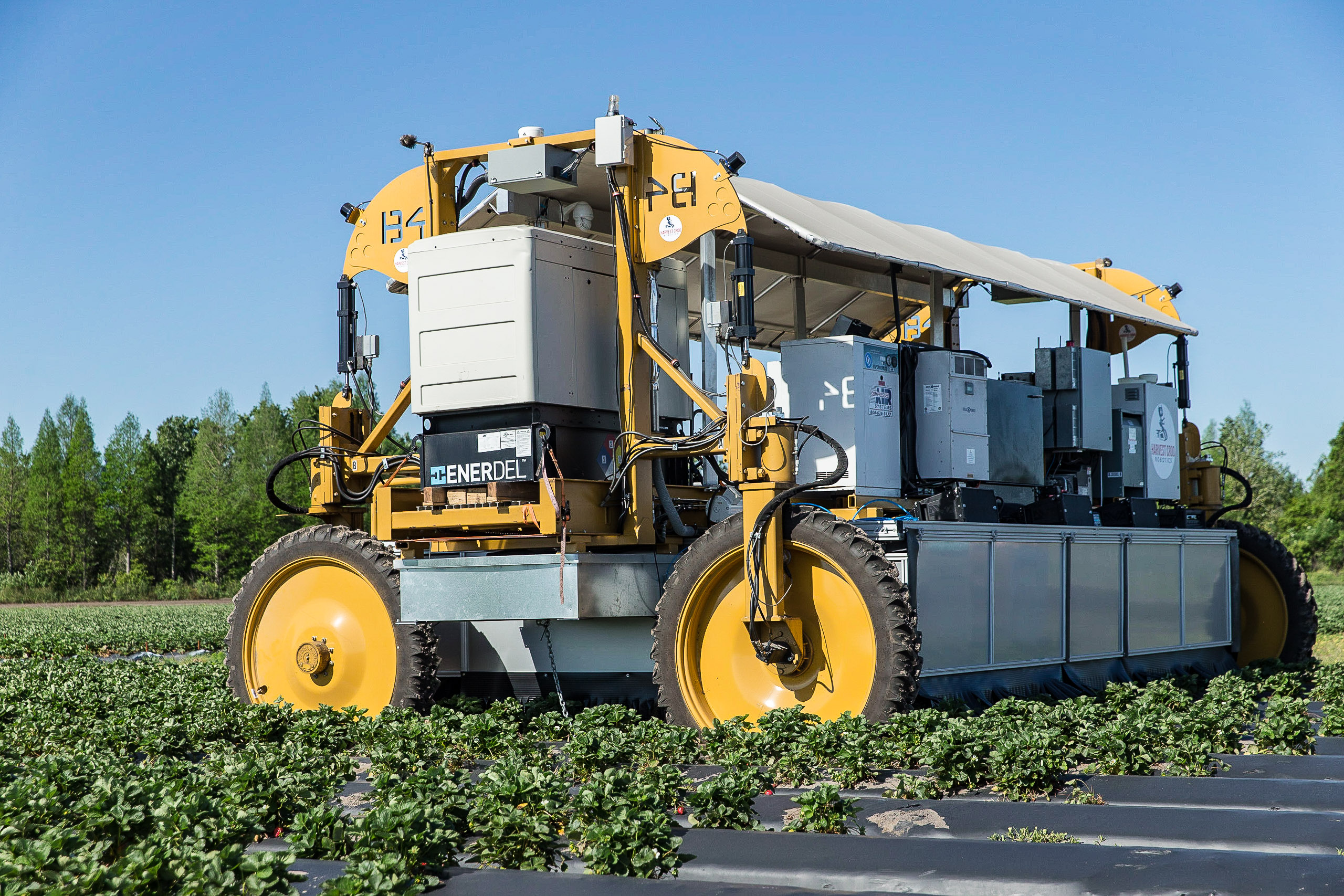Harvest CROO: Robots, Automation and the Future of Farm Labor