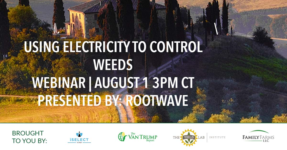 RootWave: Using Electricity to Control Weeds